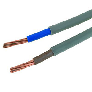 Wickes Single Insulated Sheath Cable 25mm x 1m