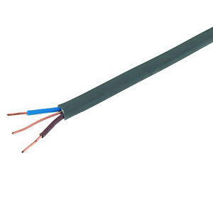 Wickes Twin and Earth Cable 1.0mm x 50m 6242YH
