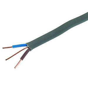 Wickes Twin and Earth Cable 2.5mm x 100m 6242YH