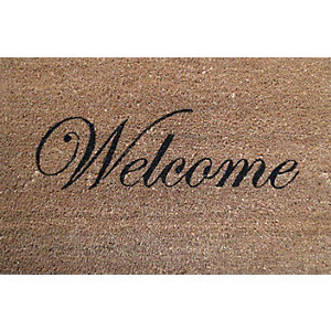 Primeur PVC Coir Welcome Doormat