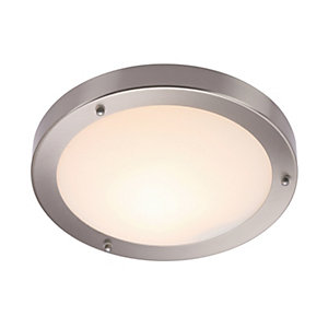 Saxby Portico Integrated LED Chrome