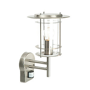 Saxby York PIR Wall Light