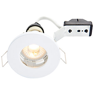 Wickes LED IP65 Downlight White