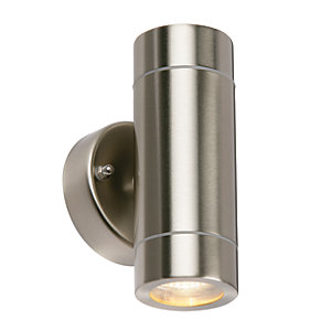 Saxby 35W Palin Up And Down Wall Light