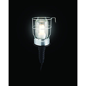 Wickes 11W Energy Efficient Inspection Lamp