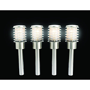 Wickes 10W Eton Garden Light Kit