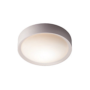 Wickes Nova Flush Bathroom Ceiling Light