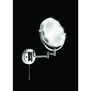 Wickes Fini Mirror Light