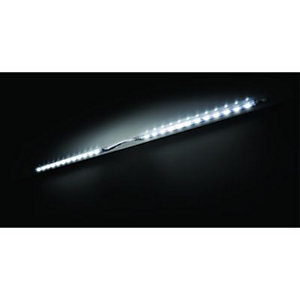 Wickes Avi White LED Cabinet Striplight Kit 4 Pack