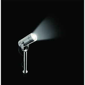 Wickes 35W Roda Garden Spike Light