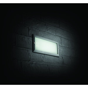 Wickes 11W Brisbane Energy Efficient Garden Wall Brick Light