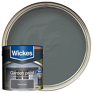 Wickes Garden Colour Natural Slate 2.5L