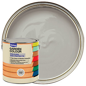 Wickes Garden Colour Garden Stone 2.5L