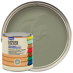 Wickes Garden Colour External Wood Paint Herb Garden 2.5L