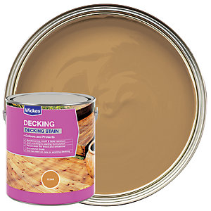 Wickes Decking Stain 2.5L Cedar