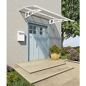 Palram Bordeaux Door Canopy 2.23m