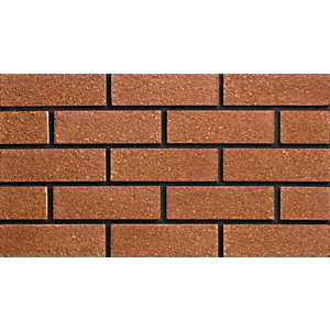 PD Risca 65mm Pembridge Terracotta Rustic Facing Brick Pk448