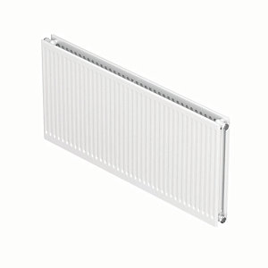 Wickes Type 21 Double Panel Plus Universal Radiator 600x600mm