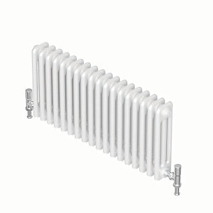 Qrl Forza Multicolumn Radiator 600 x 1012 3 Col White