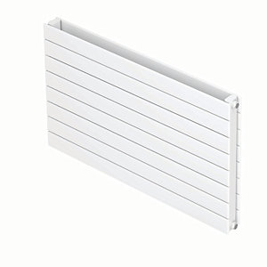 Qrl Marano Feature Horizontal Radiator 578 x 1200 Double Panel, Single Convector