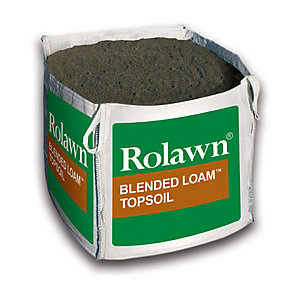 Image of Rolawn Blended Loam Topsoil Bulk Bag 1000L