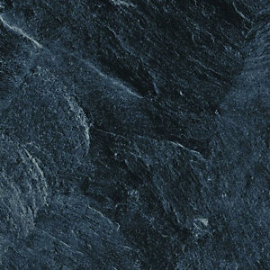 Wickes Bathroom Worktop Welsh Slate Gloss 2000mm