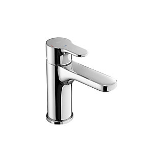 Roca A5A3209C00 L20 Basin Mixer Smooth Body