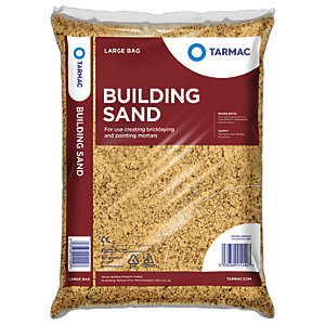Wickes/Outdoors/Landscaping /Wickes Building Sand Major Bag