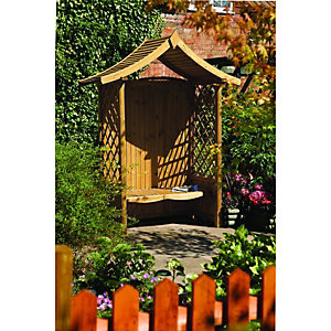 Rowlinson Tenbury Arbour Natural