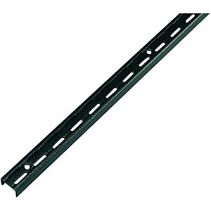 Wickes Twin Slot Upright Bracket Granite 1400mm