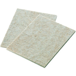 Wickes Heavy Duty Self Adhesive Felt Pads Pack 2