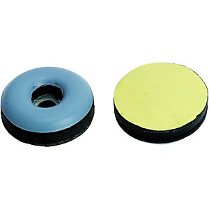 Wickes 25mm Self Adhesive Glides Pack 8
