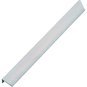 Wickes 15.5mm x 27.5 Multi Purpose Aluminium Angle 1000mm