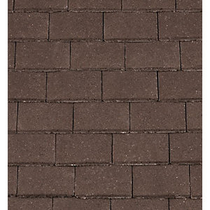Marley Plain Eave Roofing Tile Antique Brown