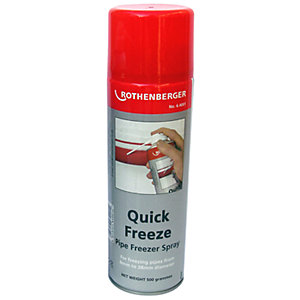 Rothenberger Quick Freeze Spray 500g