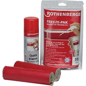 Rothenberger Pipe Freezing Kit
