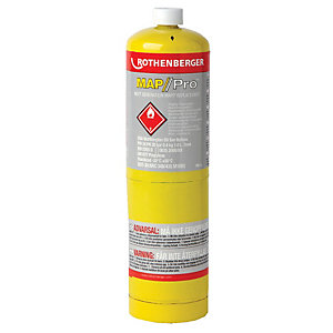 Rothenberger Map/Pro Gas Cartridge