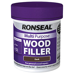 Ronseal Multi Purpose Wood Filler Dark 250g