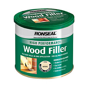 Ronseal High Performance Wood Filler Natural 275g