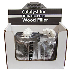 Ronseal High Performance Wood Filler Catalyst 30g