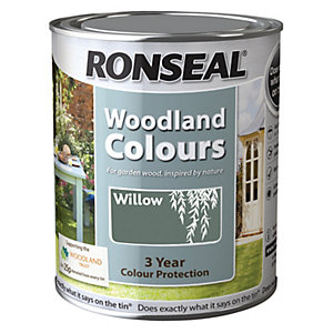 Ronseal Woodland Trust Colour Willow 750ml