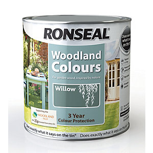 Ronseal Woodland Trust Colour Willow 2.5L