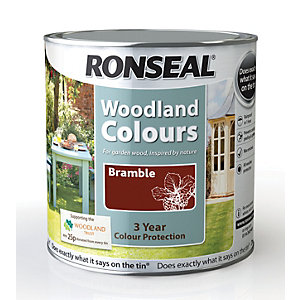 Ronseal Woodland Trust Colour Bramble 2.5L