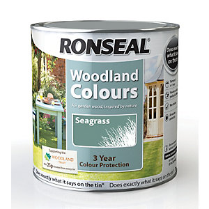 Ronseal Woodland Trust Colour Seagrass 2.5L