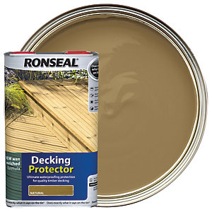 Ronseal Decking Protector Natural 5L