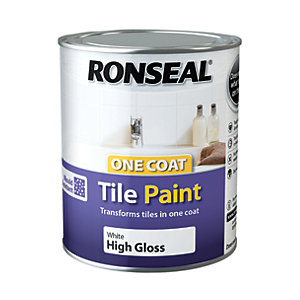 Tile paint paint - Wickes exterior gloss paint set ...