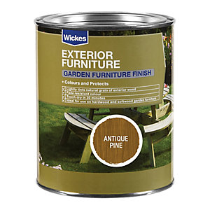 Wickes Garden Furniture Finish 750ml Antique Pine