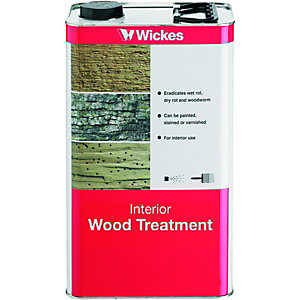 Wickes Interior Wood Treatment 5L