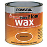 Wickes Floor Wax 2.5L Natural Oak