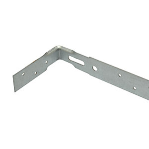 Wickes/Screws, Nails & Fixings/Fixings & Fasteners/Wickes 33mm Light Engineered Bent Strap LES 600mm